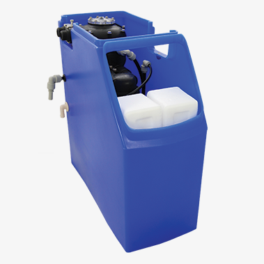 Aquablu water softener