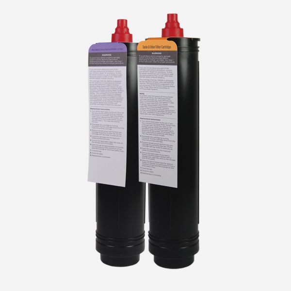 Kinetico K5 Pre and Post Filter Cartridges