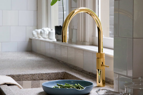Quooker-Fusion-Tap-in-Gold